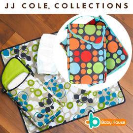 【紫貝殼】『HC06』JJ COLE JJ-3022 Diapers & Wipes Pod 尿布墊&紙巾 收納包【店面經營/可預約看貨】