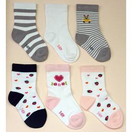 竹布幼兒襪 2~4歲 腳長10~13cm 竹纖維襪子 嬰兒襪 幼兒襪 童襪