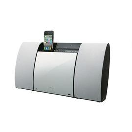 福利品【新力//索尼】《SONY》◆時尚美型iPod迷你CD音響《CMT-CX5iP》支援iPod//iPhone//USB