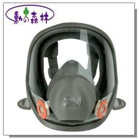 ~勳的森林~ 3M 6800 全面雙罐式防毒面具 全鏡片面罩 專利閥蓋  好更換  600