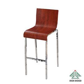 ~Ailiwu愛麗屋~ 北歐閒情櫻桃木色高吧椅^#1554 ~ 吧檯椅 吧台椅 椅 高腳椅