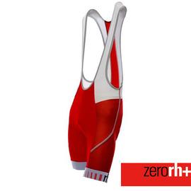 ZERORH 簡約 吊帶自行車褲^(男^)~反光條插入應用~單車 自行车^~共兩色 ECU