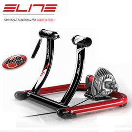 【ELITE 義大利】Crono Hydromag 數位液油自行車訓練台(ELITE-114-5).腳踏車.卡打車.單車 P219-E114-5