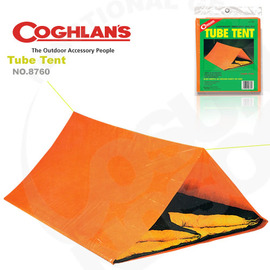 【Coghlans -加拿大】緊急二人用帳篷 TubeTent. 野外緊急露宿帳蓬 登山露營 天幕 自行車環島 8760