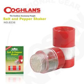【Coghlans -加拿大】胡椒 鹽罐 調味罐 Salt and Pepper Shaker.輕巧不佔空間 露營 登山 8236(缺貨中)