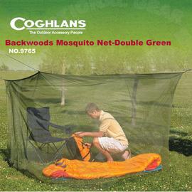 ~Coghlans ~加拿大~加大款二人防蚊帳 Backwoods Mosquito Ne