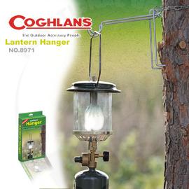 【Coghlans -加拿大】露營燈掛勾(帳蓬營釘勾) .瓦斯燈.汽化燈.吊燈架.燈勾.適合各種直徑大小的樹幹 8971