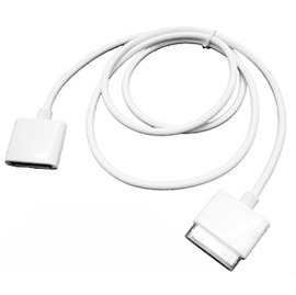 ▲  ▼Apple iPad iPhone iPod Touch Cable 延長纜線 傳