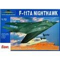 ZHENGDEFU正德福模型 美國空軍 F117A 夜鷹 隱形戰鬥轟炸機
