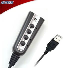 志達電子 TX7 ALTEAM TX-7 外接式音效卡 支援虛擬7.1聲道 支援光纖輸出 可連接 DAC spitfire Bravo