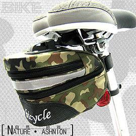 迷彩自行車置物袋 C99-0289.腳踏車.卡打車.單車.鐵馬.小折.車袋.推薦