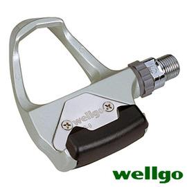 【wellgo 維格】鎂合金跑車腳踏板 P219-2065-96.自行車.腳踏車.卡打車.單車.小折