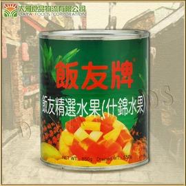 《飯友》什錦水果 (850g/罐)