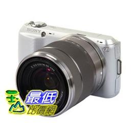 [玉山最低比價網] Sony NEX-C3 D (雙鏡) 數位相機 黑 粉 銀