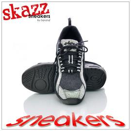 法國SANSHA ~skazz 舞鞋~ 氣墊 街舞鞋 爵士舞鞋 韻律鞋 有氧鞋 排舞 MV