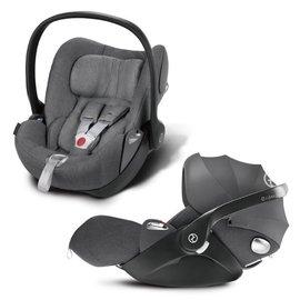 【組合特惠$13500】日本【Combi 康貝】Prim Long EG 汽車安全座椅(黑)+汽座輔助墊