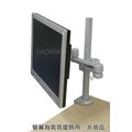 ~耀偉辦公 ~ EZ 00227 一對一 ^(人體工學螢幕架 螢幕架 壁掛架 LCD架^)