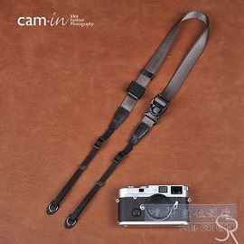 Cam~in Camin 8831 忍者相機背帶 灰色 速調 25mm 單車逸品 GF2