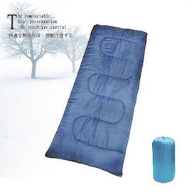 加寬方形人造羽毛睡袋 P049-3035(睡袋.戶外登山休閒.露營用品.便宜)
