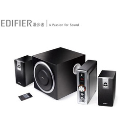 Edifier 漫步者 C2 2.1聲道 三件式喇叭 音響~人性化音箱 獨到 ~~6期0利