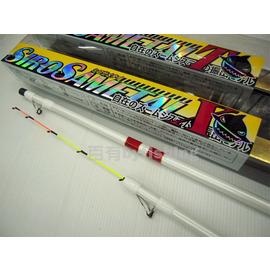 ◎百有釣具◎漁鄉 白鯊鯛 ZOOM式振出前打竿  規格:210/270~竿尾超敏感  適合港用及筏釣使用