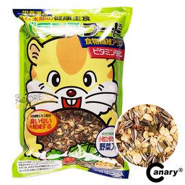 Canary 高纖健康主食 鼠飼料^(綜合蔬菜^) 450g~美味營養均衡^(M~F996