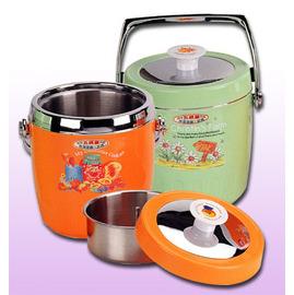 三光牌姐妹廠 寶石牌香美保溫提鍋 1.85L(大)附菜盒!可當冰桶!1850cc/保溫鍋/便當盒/餐盒