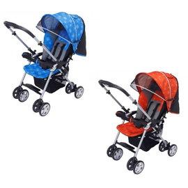 Merissa美瑞莎~SC-2R 舒捷雙向嬰兒推車,贈:通用型推車雨罩*1    *最新花色!!*
