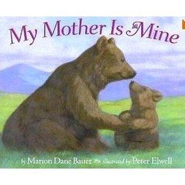 汪培珽英文書單第一階段繪本 My Mother Is Mine