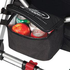 【紫貝殼】『GD05』Baby Jogger city mini 專用推車置物袋 / 保溫帶 / 飲料袋 / 保冷袋【保證原廠公司貨】【店面經營/可預約看貨】