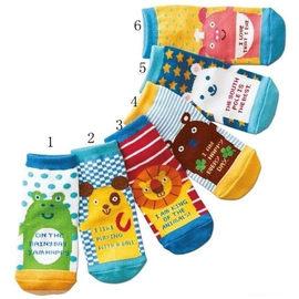 尼森KIDS兒童襪子卡通動物直板襪 中童襪(不挑款)【HH婦幼館】