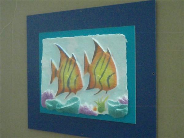 纸雕彩画原为泰国民间技艺