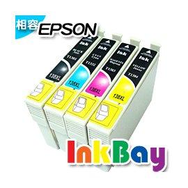 EPSON ^(138^) T1381 T138150 黑色 高印量L相容墨水匣~ ~TX