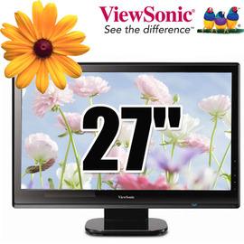 ViewSonic 優派 VX2753MH-LED 27吋寬螢幕 LED液晶顯示器 16:9 【5Cgo 全新公司貨/含稅/免運】