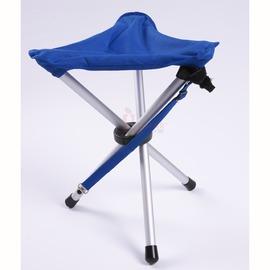 50910鋁合金三腳折合休閒椅(收納束狀)超輕0.5公斤