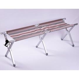 S48折疊情人椅/對對椅/雙人椅{特斯林透氣布}附收納袋