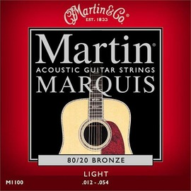 美國 Martin Marquis M1100 民謠 木吉他弦 .012 ~ .054 絕