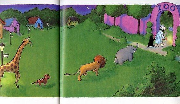 帮助小朋友认识各种动物名称之得奖作品