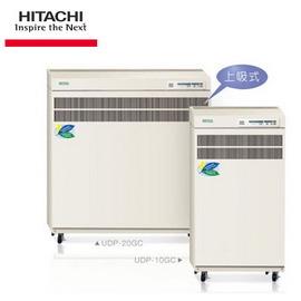 ★免運費★【HITACHI 日立】業界最大風量 六重濾淨 空氣清淨機(UDP-20GC / UDP-20GC)