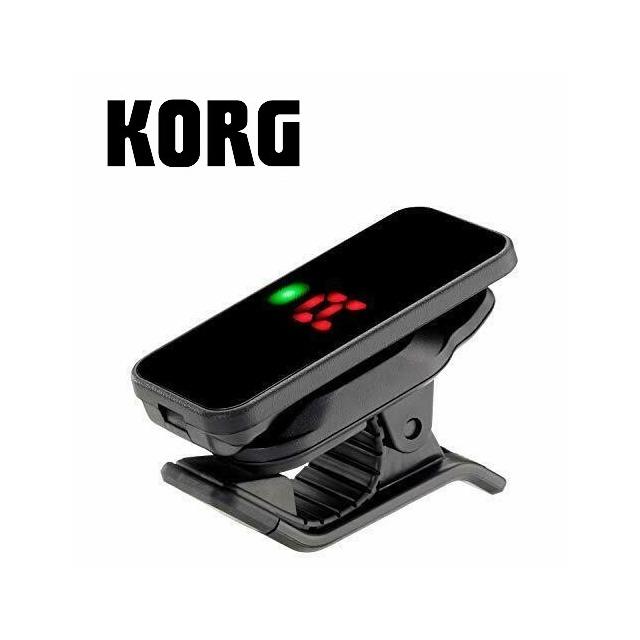 ☆ 唐尼樂器︵☆ Korg 全新款 PC-1 木吉他/民謠吉他/電吉他/電貝斯 Bass 夾式調音器