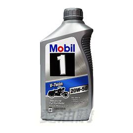 ~愛油購機油 On~line~MOBIL 1 V~TWIN 4T 20W50 全合成機油