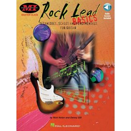 ~MI系列~ Rock Lead Basics 吉他教材