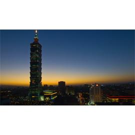 BD HD 影片素材:01231 P04Mrl~12a 跨年煙火秀   101大樓
