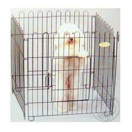 家~寵物圍片 黑鐵^(4片裝^)70^~70cm SC020