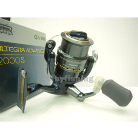 ◎百有釣具◎ SHIMANO ULTEGRA ADVANCE 2000S型 SD63D 捲線器~