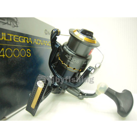 ◎百有釣具◎ SHIMANO ULTEGRA ADVANCE 4000S型 SD63H 捲線器