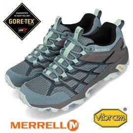 【鄉野情戶外專業】 Merrell |美國| Moab Mid GORE-TEX XCR 黃金鞋底中筒健行鞋 女款 _ML87318