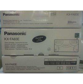 國際牌 Panasonic KX-FA83E 碳粉匣 KX-FL653TW KX-FLM6