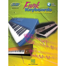 ~MI系列~Funk Keyboards ~ The Complete Method 鋼琴