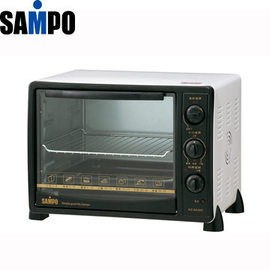 【聲寶】《SAMPO》30L◆烤箱《KZ-SA30C/KZSA30C》